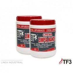 Crema limpiamanos - TF3