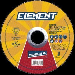 Discos Element - Doble A